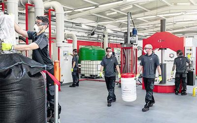 GrapheneUP® expands the production line