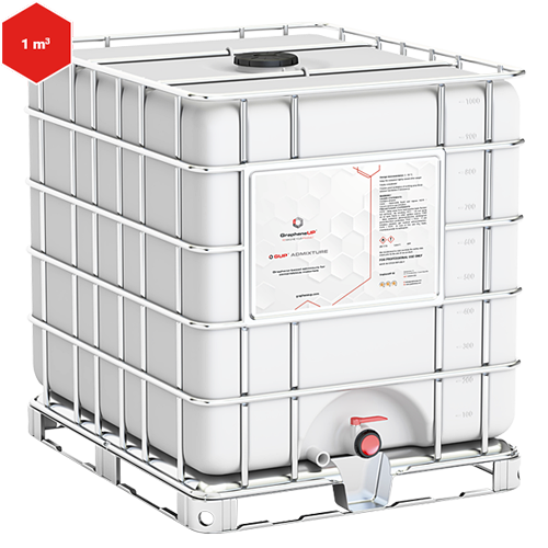 gup® admixture Container 1.000 kg